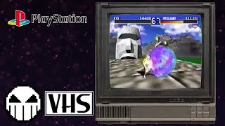 PSX VHS Archive - 028 - Battle Arena Toshinden
