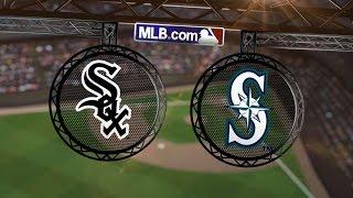 8/7/14: Mariners blast four homers vs. White Sox