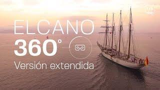 ⚓ Navega con Elcano en 360º | Versión Extendida | LAB
