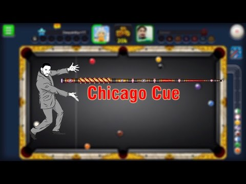 8 Ball Pool 3 WIN With Chicago Cue Playing Small Table  IMPORTANT INFO FOR FREE COINS