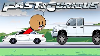 Fast and Curious 3