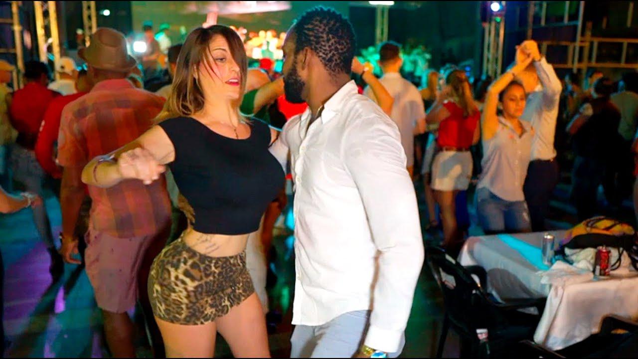 Bailando Salsa con El Noro y Primera Clase | Baila en Cuba 2019