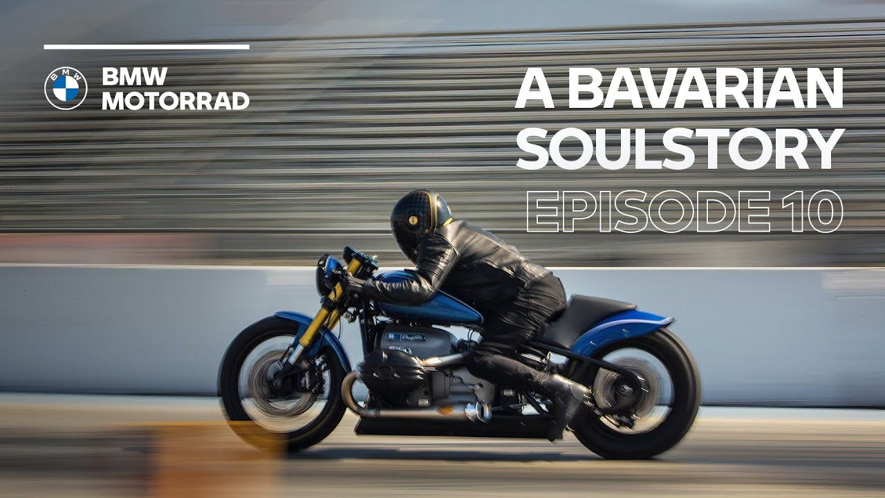 #ABavarianSoulstory - Episode 10: The BMW R 18 Dragster by Roland Sands