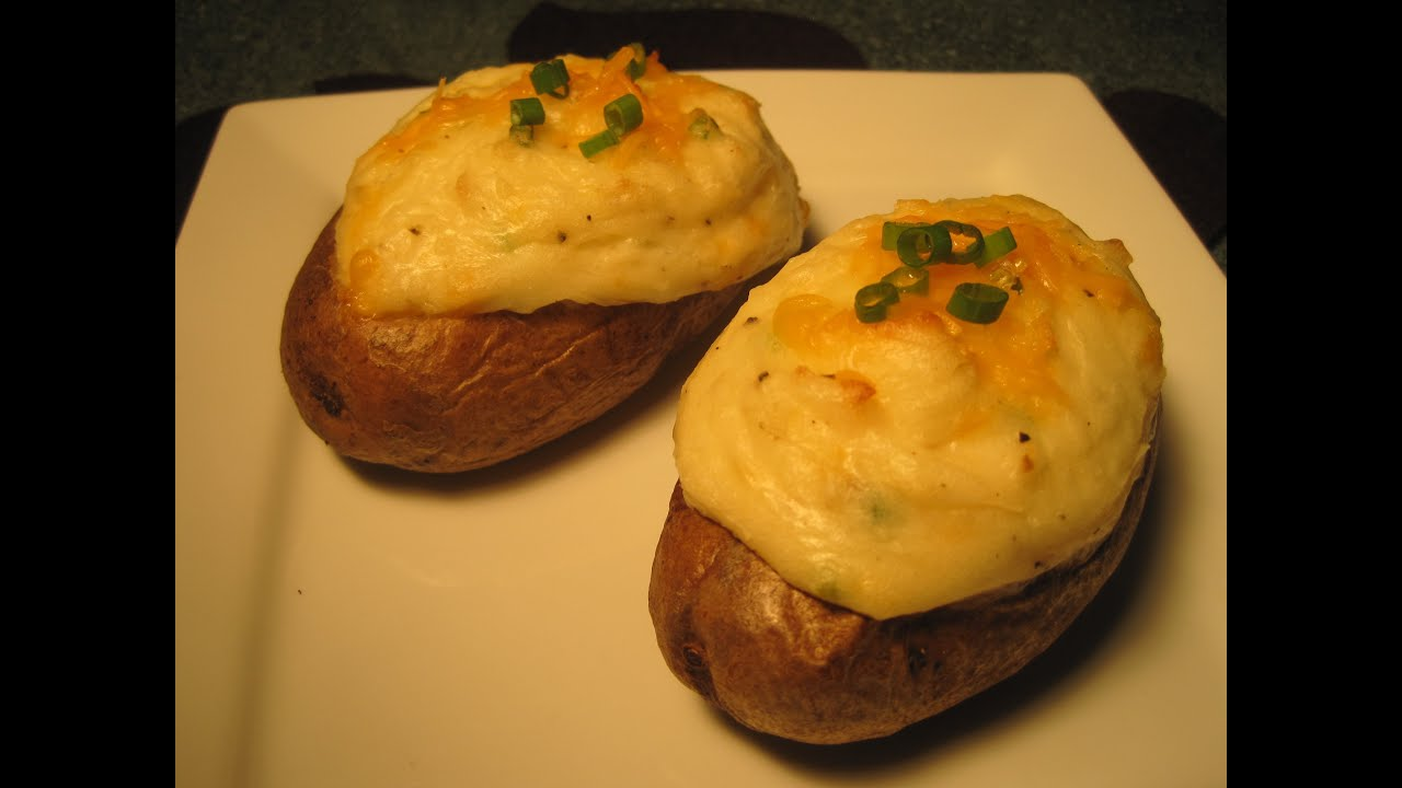 Double-Stuffed Potatoes Double-Stuffed Potatoes new images