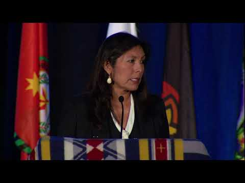 16th National Indian Nations Conference Diane Humetewa