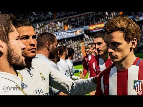 DIRECTO: jugamos a la VERSIÓN FINAL de FIFA 18