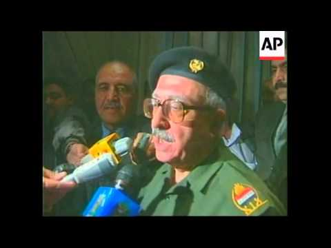 IRAQ: ORGANISED DEMONSTRATIONS LATEST
