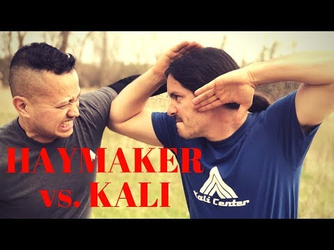 Haymaker Defense - Kali vs Wild Punches