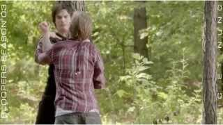 BLOOPERS! of Ian Somerhalder on the Vampire Diaries.