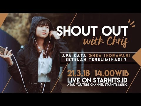 Music Stasion: Shout out w/ Chris & Ghea Indrawari