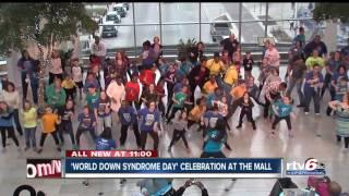 Flash dance to celebrate