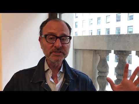 Fisher Stevens Acceptance Speech Pongo Environmental Award