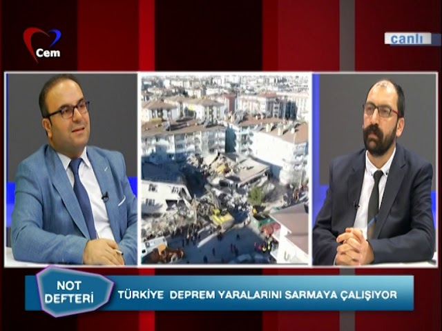 Atakan Sömez ile Not Defteri