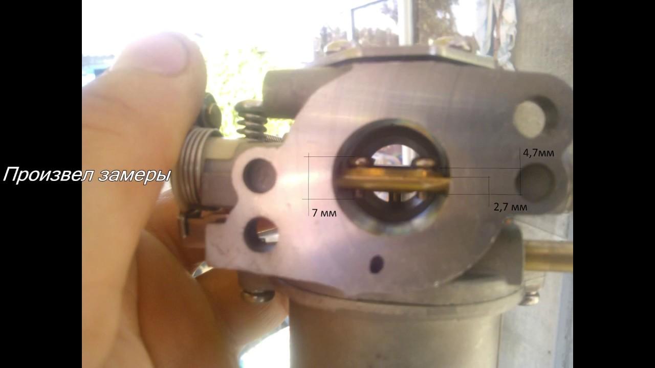 увеличение мощности 4 тактного лодочного мотора 5 лс