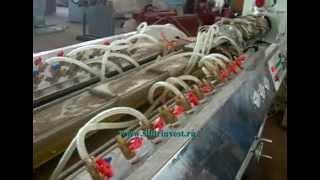 Экструзионная линия по производству деревопластика(, 2014-12-16T06:30:19.000Z)
