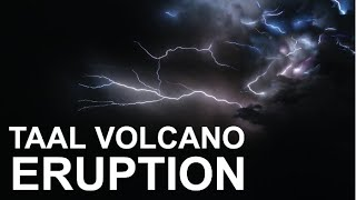 NTVL: Taal Volcano, nasa alert level 4 na o hazardous eruption imminent