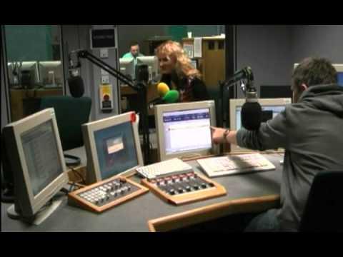 Radio Merseyside Studio