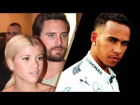 Scott Disick Goes NUTS After Sofia Richie Runs into Her Ex Boyfriend Lewis Hamilton