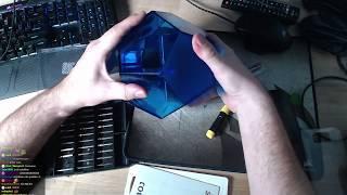 Otwarcie pudełka z procesorem i9 9900k (w opisie skrót wydarzeń)