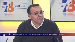 "Yvelines | Djamel Niati, ""À gauche toute"" à Plaisir"