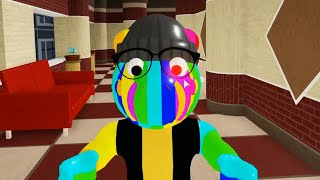 ROBLOX PIGGY 2 RAINBOW PONY JUMPSCARE FAST MOTION