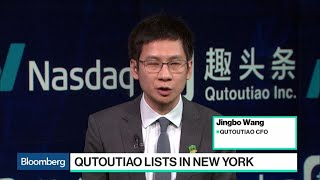Why Qutoutiao Decided to List in New York
