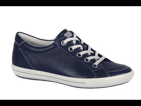 Ecco Summer Zone Schuhe marine blau (236 80 0011)