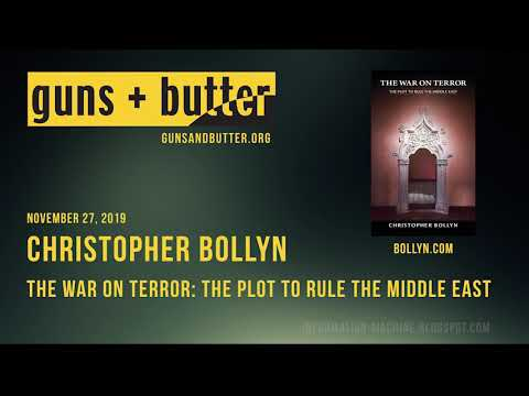 Christopher Bollyn | The War on Terror | The Plot to Rule the Middle East