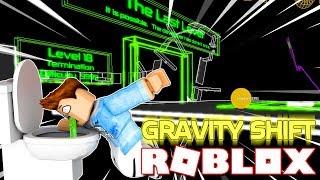 Roblox | CHÓNG MẶT BUỒN NÔN VỚI CÁI OBBY ỨC CHẾ NHẤT ROBLOX - Gravity Shift | KiA Phạm
