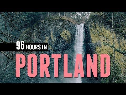 96 Hours in Portland, Oregon