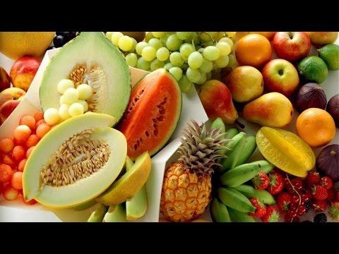 Полезные продукты: список полезных продуктов питания