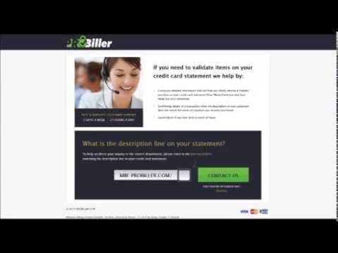 Probiller Cancel Payments