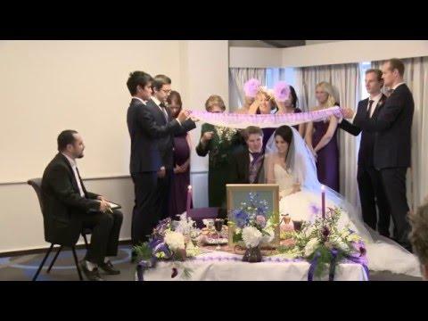 Melody og Roald 16.aug 2014 Persian Wedding