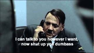 Hitler gets a phone call from Angry Grandpa