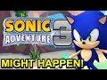 "Takashi Iizuka says Sonic Adventure 3 ""MIGHT"" HAPPEN! - NewSuperChris"