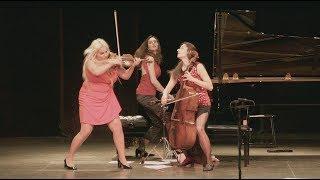 Les Troizettes Demo Ein Trio wider Willen