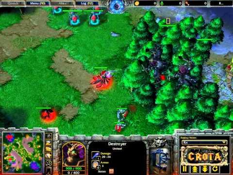 Fanta (UD) Vs Infi (Random) - G2 - WarCraft 3 - WC918