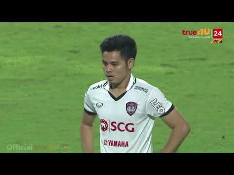 THAILAND FA CUP CHIANGRAI UNITED VS MUANGTHONG UNITED PEN (4-3)