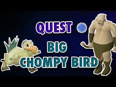 [OSRS] Big Chompy Bird Hunting Quest (ESPAÑOL) 2020