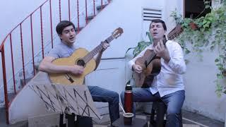"""Jesús Hidalgo - Néstor Basurto """"Zambita de la Oración"""" (Ramón Ayala)"""