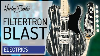 Harley Benton - TE-90 FLT Blast -