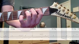 One Intro/Solo #1 & 2 (Lesson & Cover) W/ TAB