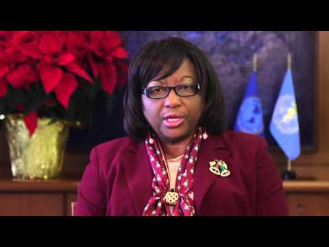 Holiday Message Dr. Carissa F. Etienne - 2015 - PAHO