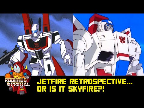 Jetfire Retrospective...Or is it Skyfire?