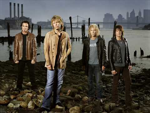 Bon Jovi - Misunderstood Guitar Cover by Igor