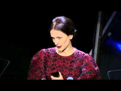 British Fashion Awards 2012, Red Carpet, Roksanda Ilincic