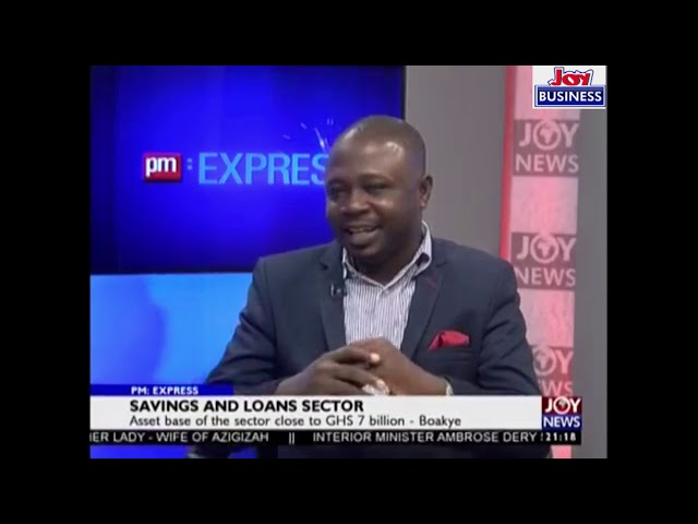 Savings and Loans PM EXPRESS BUSINESS EDITION