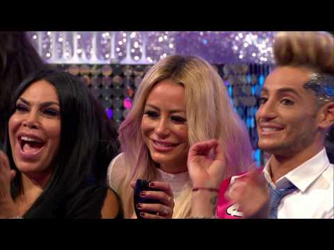 CBB Final 2016. Luke Kempner impersonates ALL the housemates, IN FRONT of the housemates.