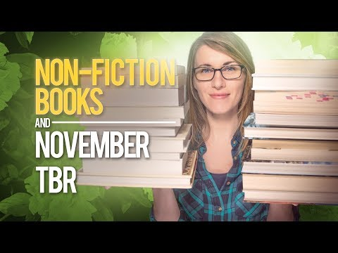 Non-Fiction Books & November TBR