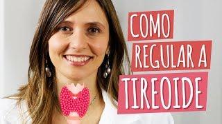 Alimentación para problemas en la tiroides
